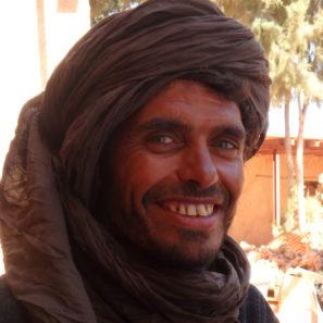 Ahmed Bouarif - mistr beduin