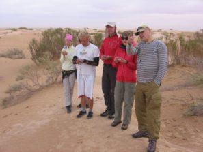 hledáme cestu napoušti - Sahar 2014