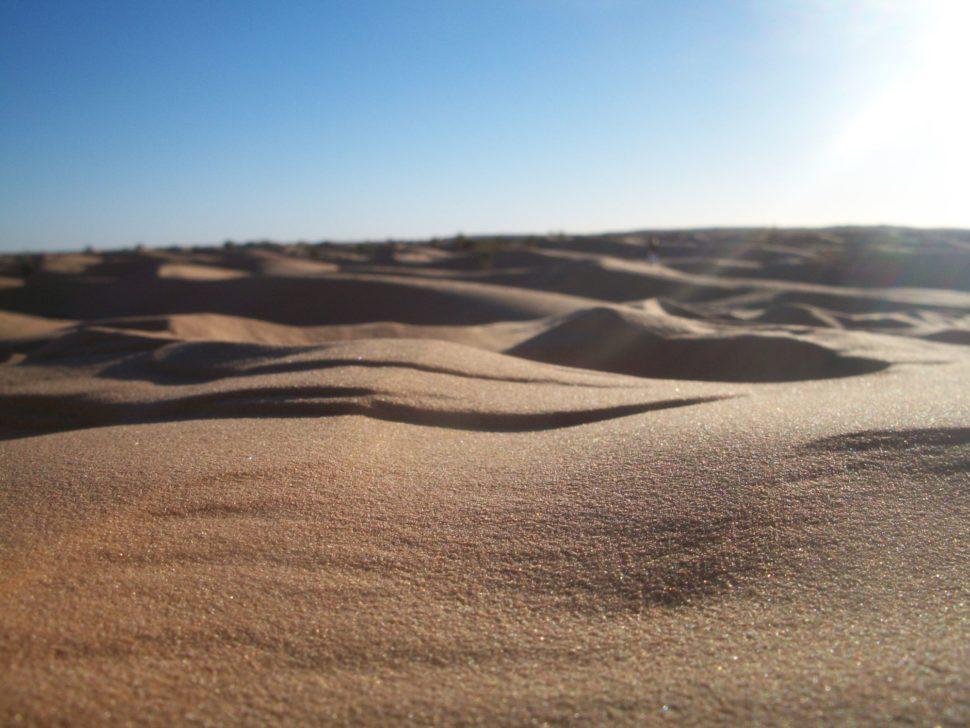 nádhera pouště- vision quest 2014