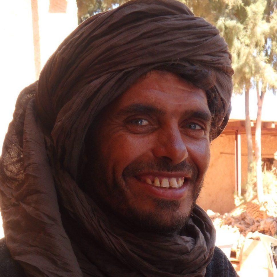 Ahmed Bouarif - průvodce - Vision Quest 2018