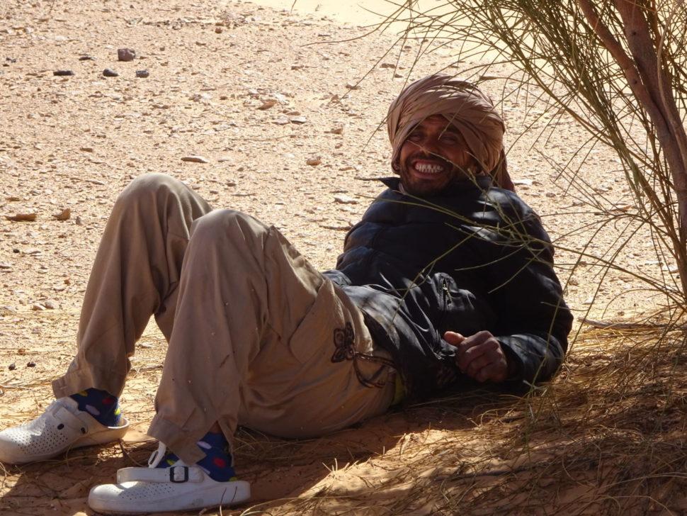 Ahmed Bouarif ve stínu napoušti